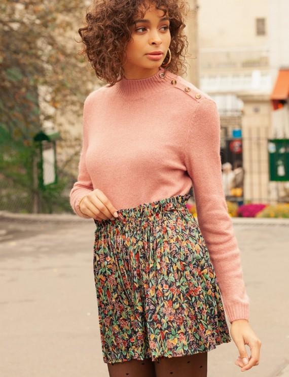 Caroline pink sweater