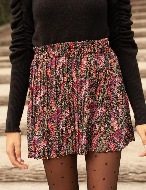 Fantasy pleated Carole skirt