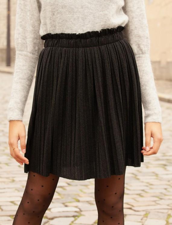 Jupe noire Carole