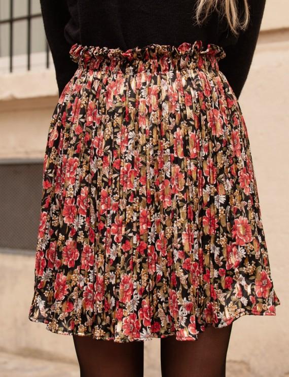 Cauline floral skirt