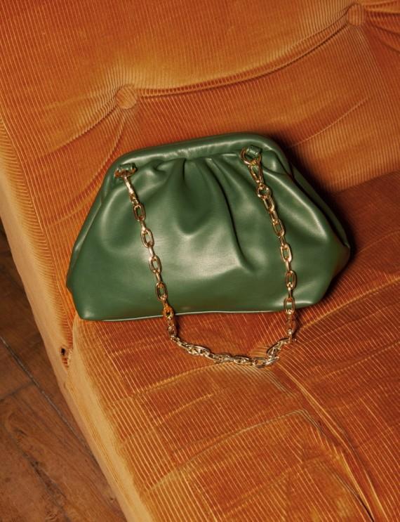Green Paulo bag