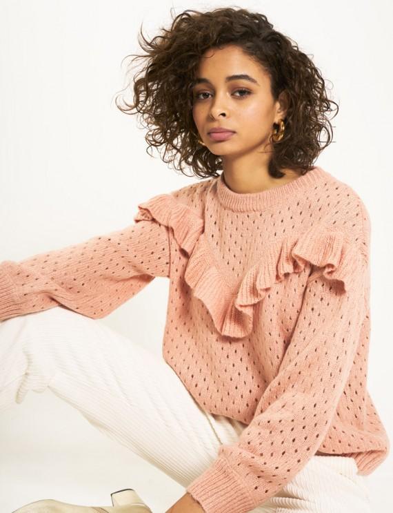 Pull pink Dorian