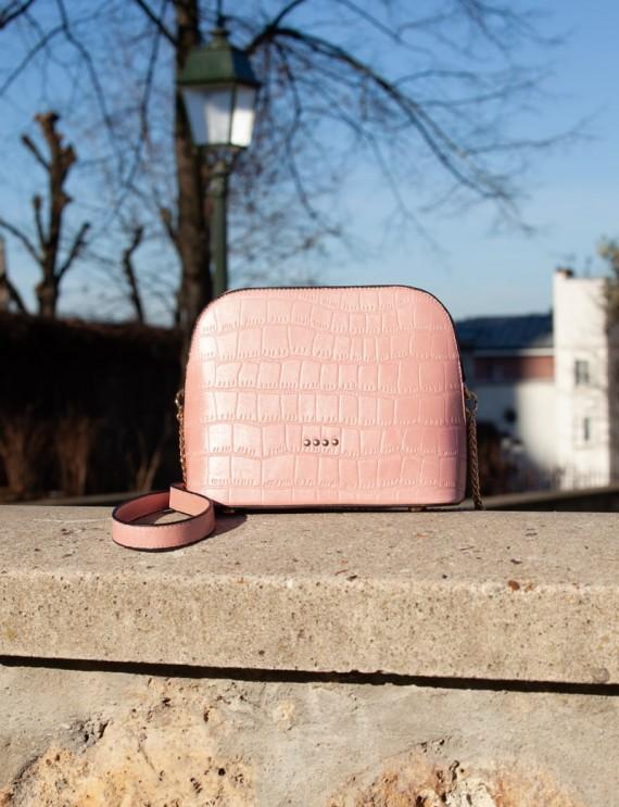 Pink Félix bag