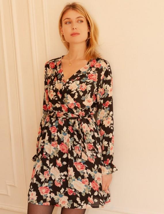 Robe fleurie Louisa