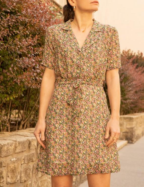 Floral Martine dress