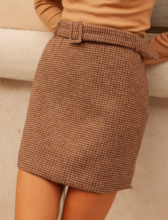 Checkered Laura skirt