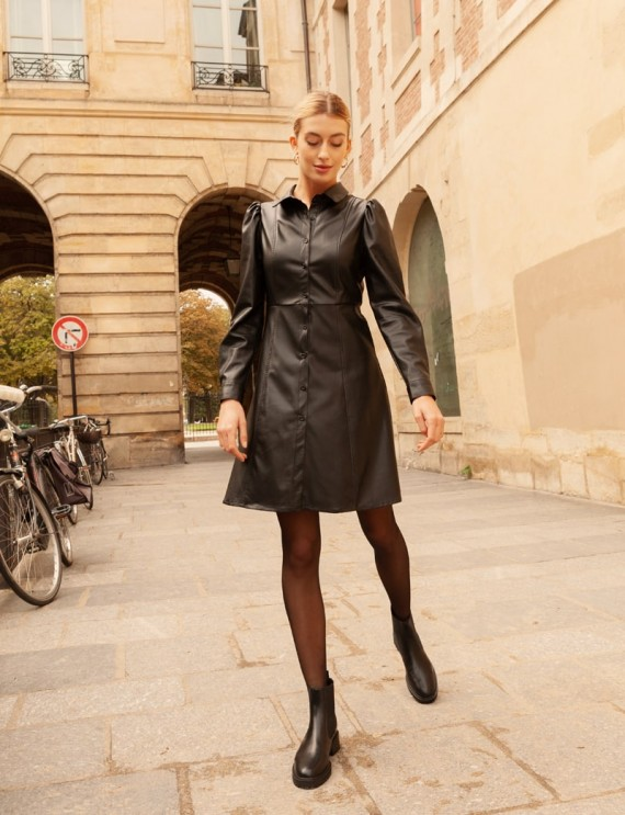 Black Raphaelle dress