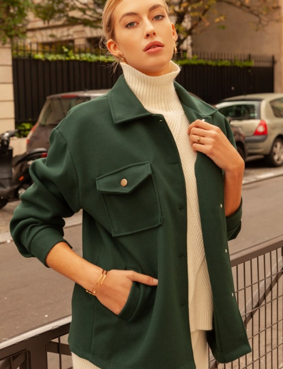 Green Mattew jacket