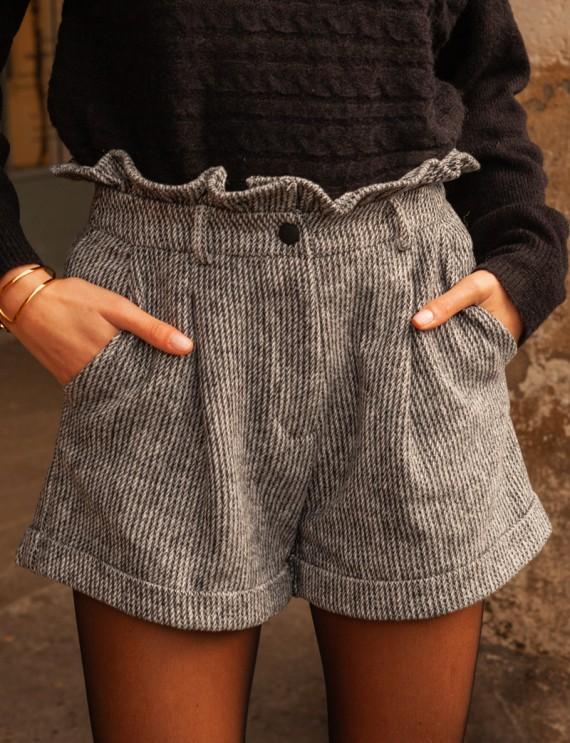 Grey Sean shorts