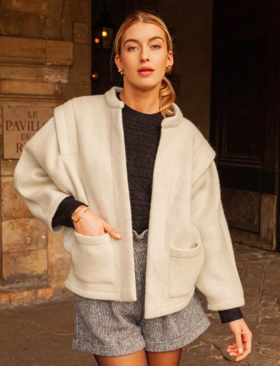 Grey Mika jacket