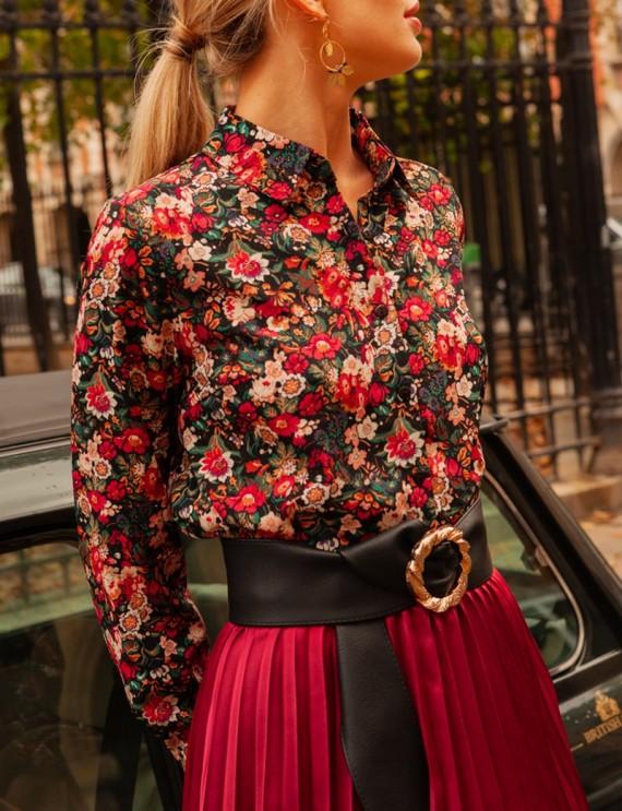 Floral Léon blouse