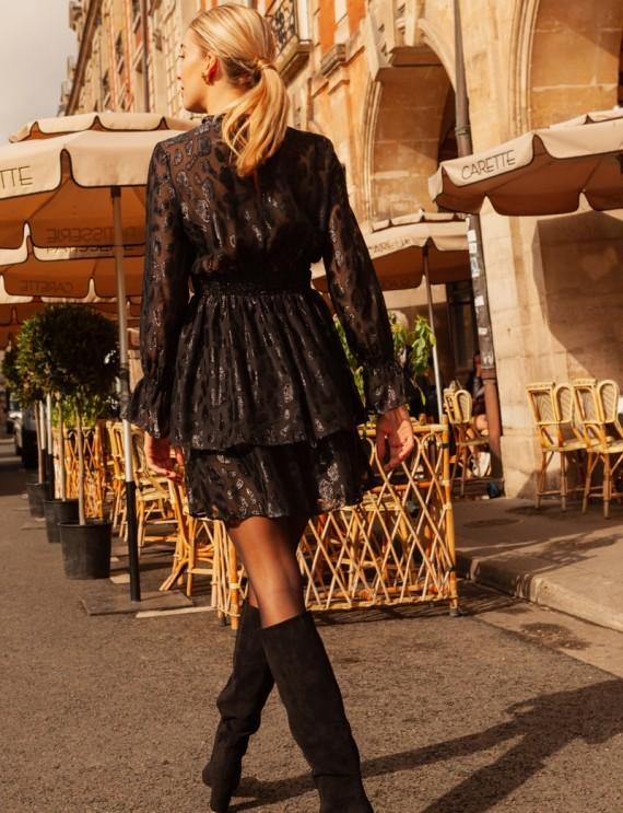Dos robe noire Jinny