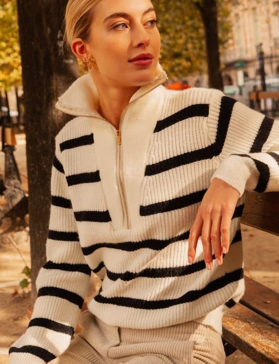 Striped sweater Tristan