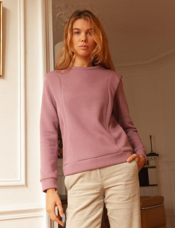 Pink Braddy sweatshirt