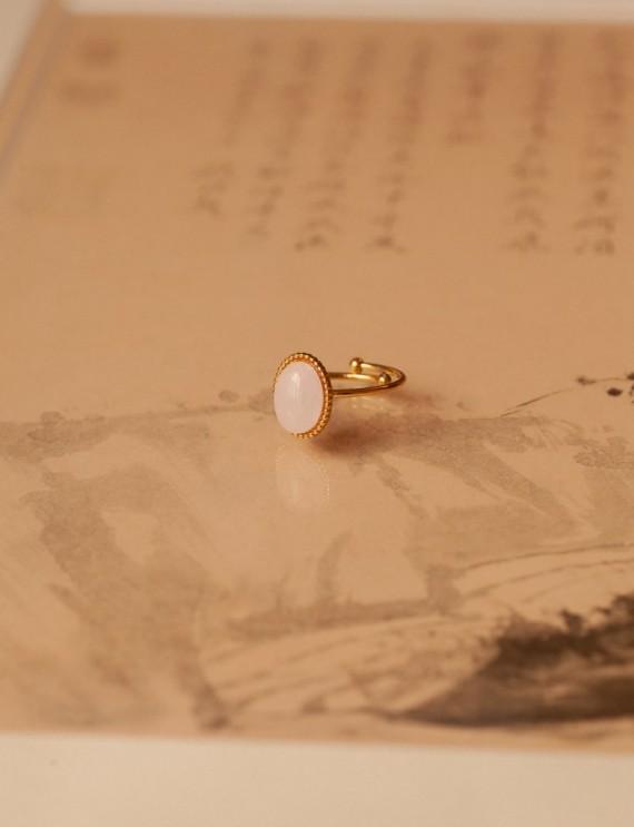 Golden Aura ring