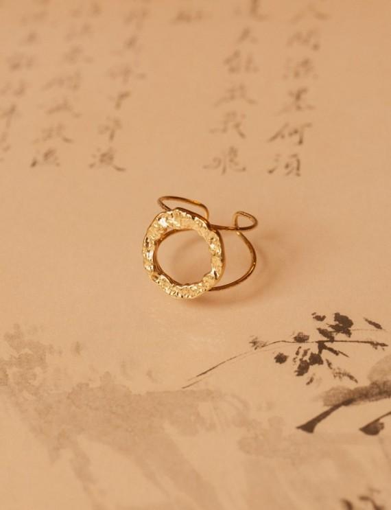Golden Gina ring