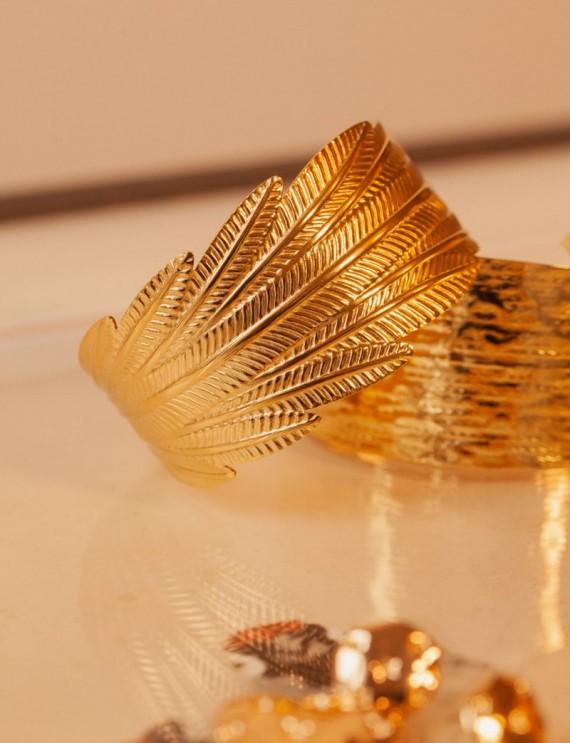 Golden Lilio bracelet