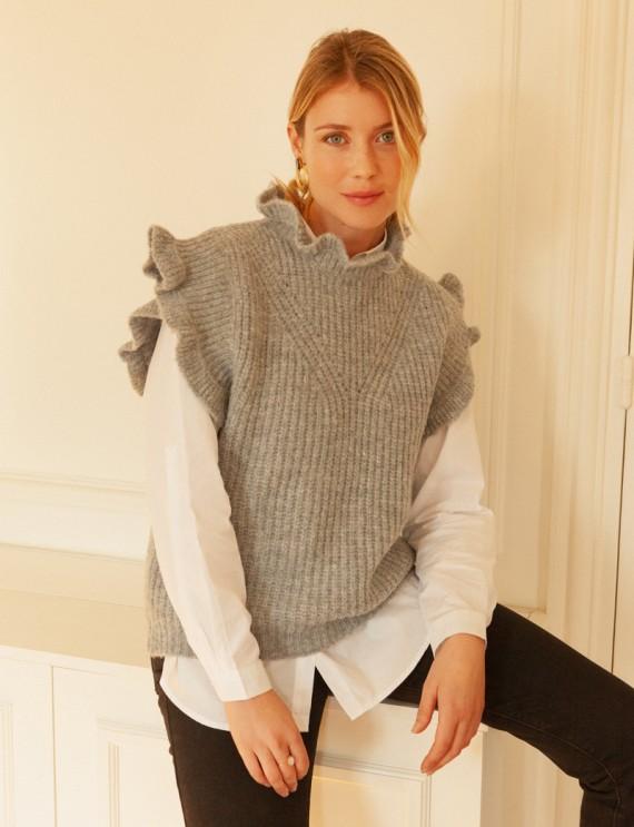 Grey Arda sweater