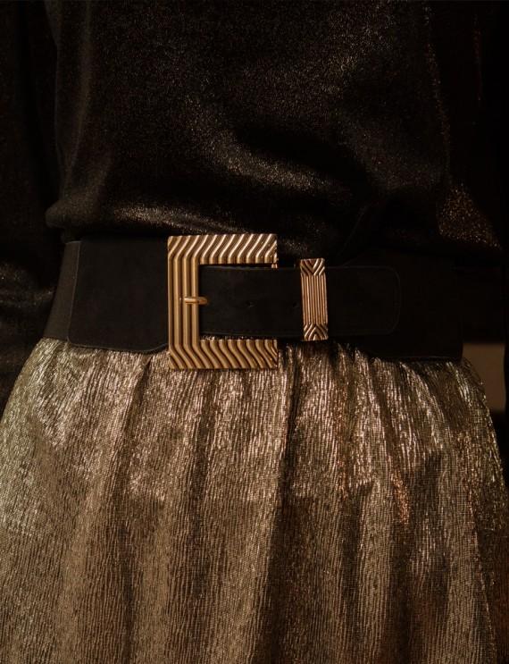 Black Liz belt