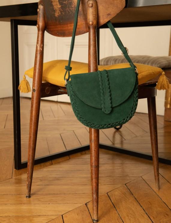 Green Elvin bag