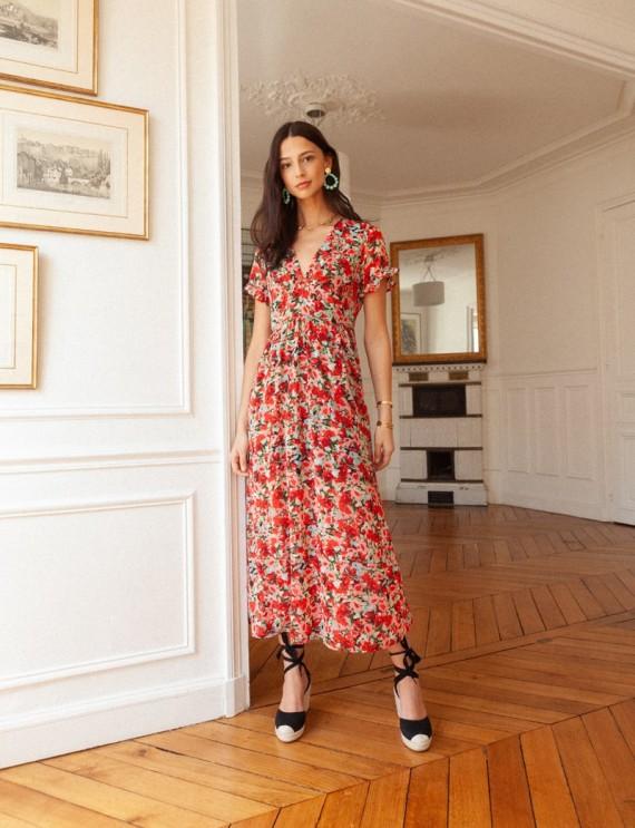 Floral Michella dress