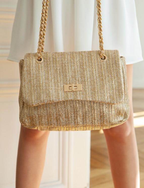 Golden Maurice bag