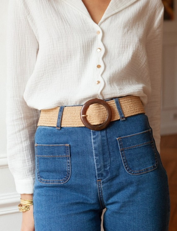 Beige Any belt
