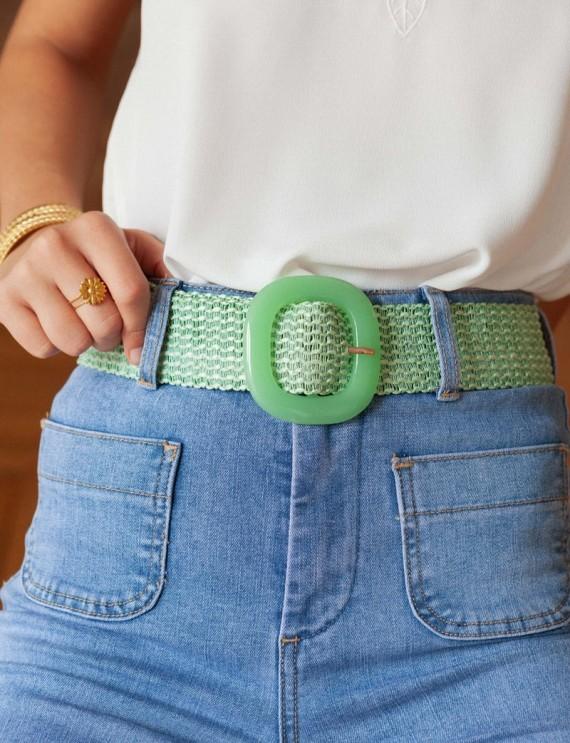 Green Opa belt