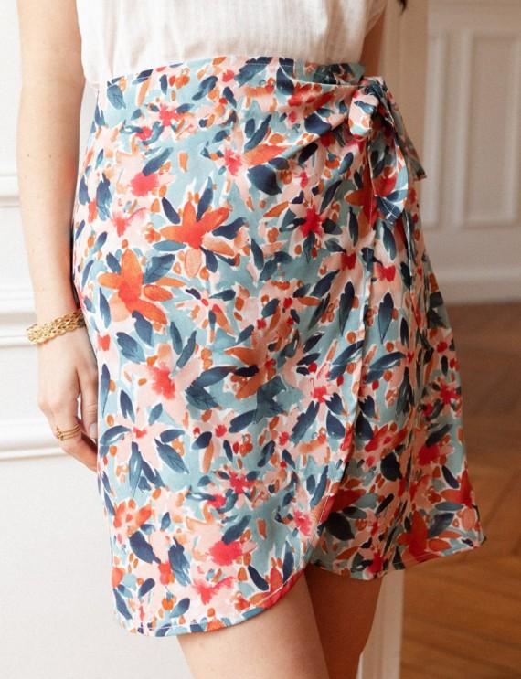 Lolita printed skirt