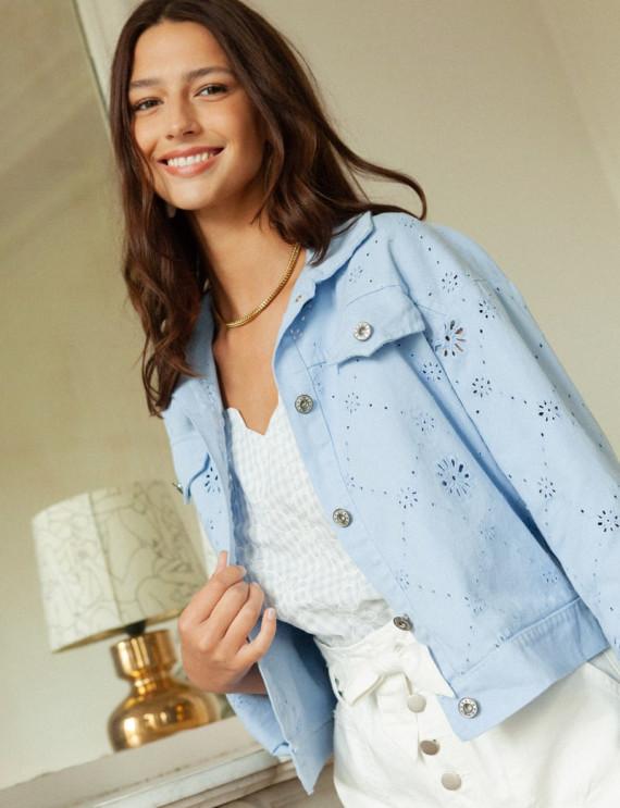 Blue Bella jacket