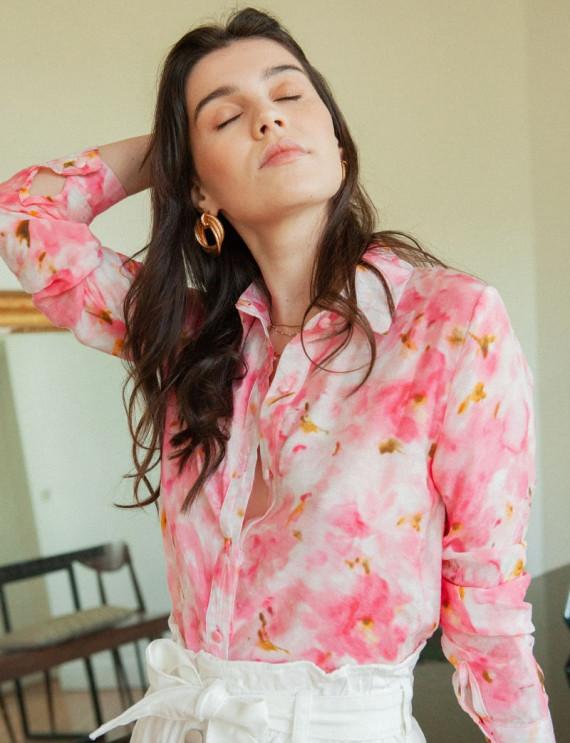 Pink Josy blouse