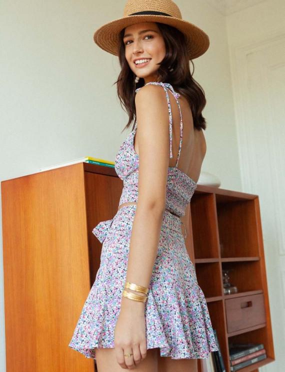 Look Jupe-short Raphaella