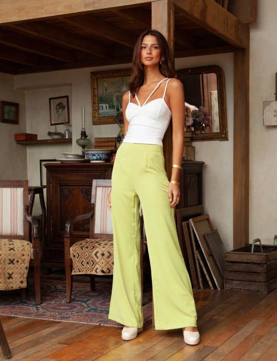 Green Nicco pants