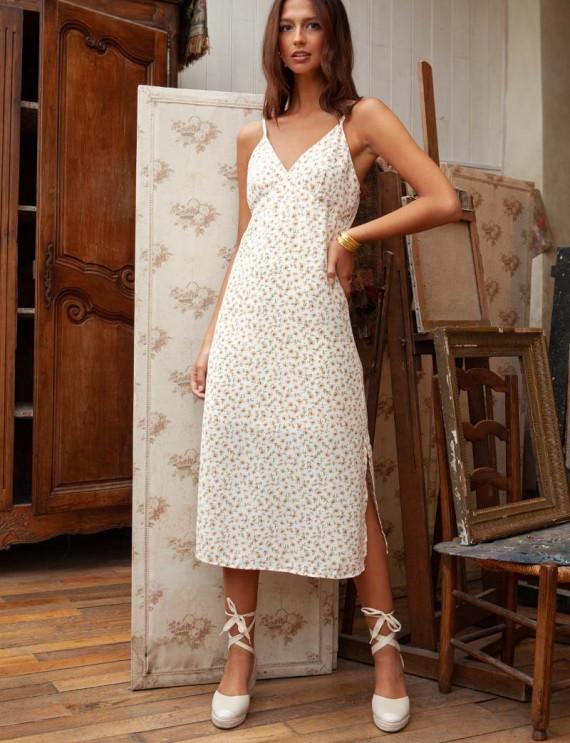 Ecru Armelle dress