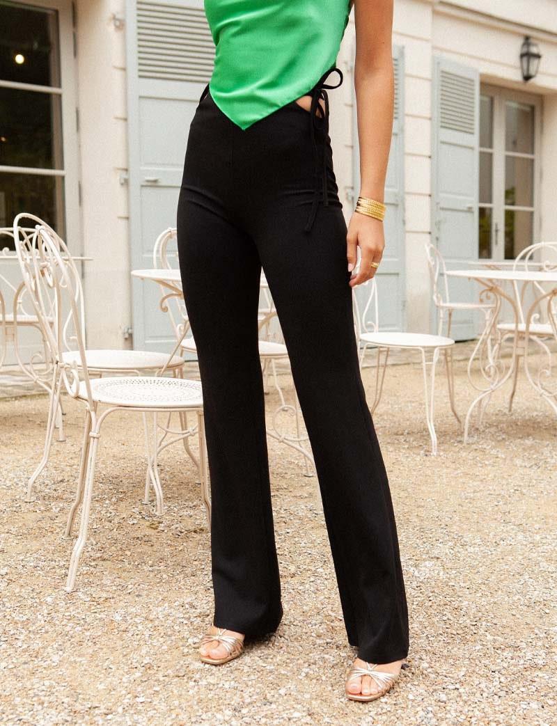 Pantalon noir Nova