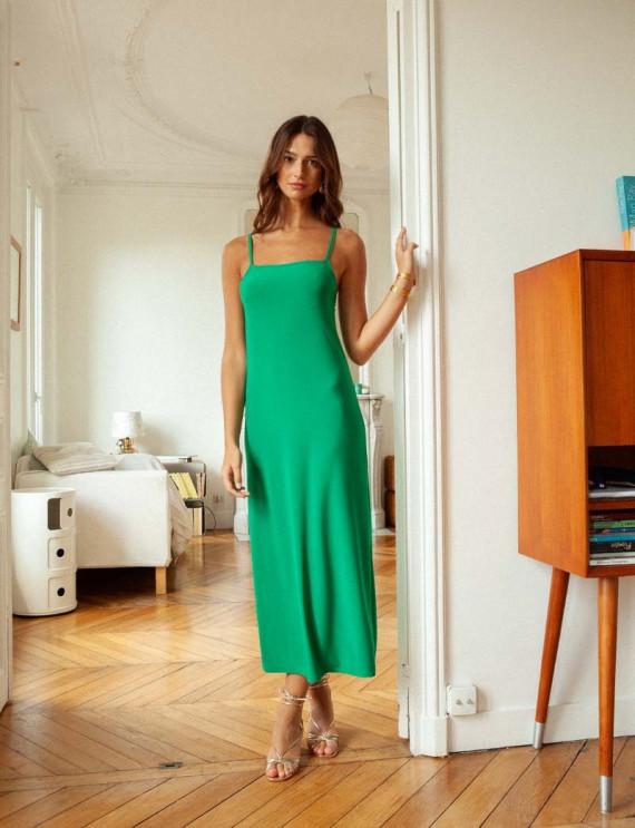 Green Lola dress