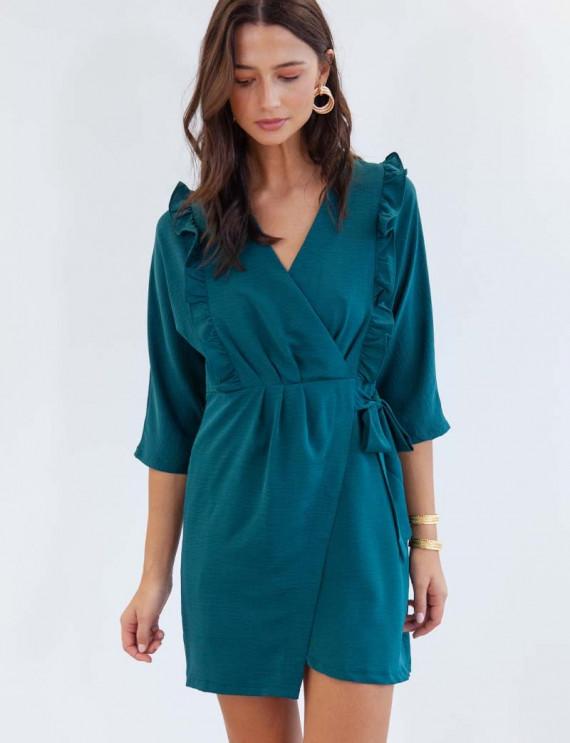 Green Maryse dress