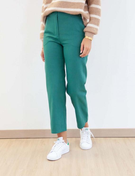 Green Julian pants