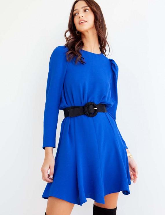 Blue Judie dress