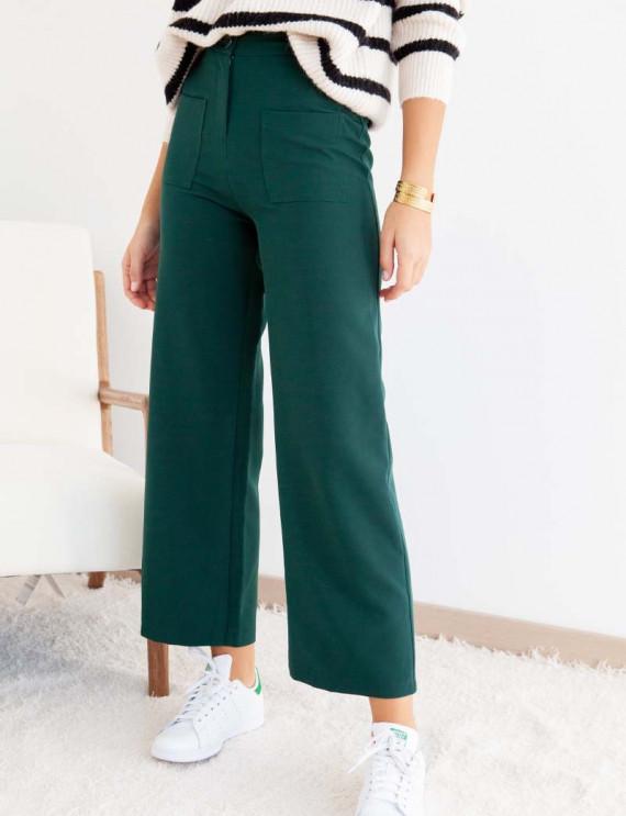 Green Marius pants
