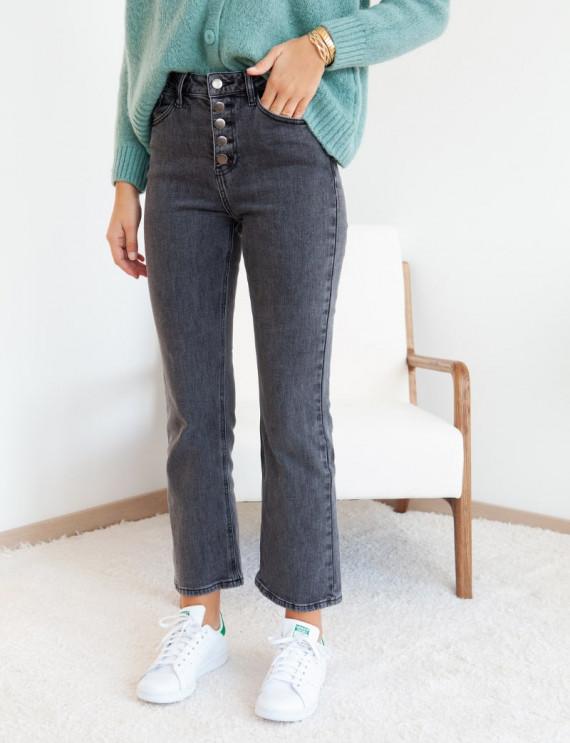 Grey Gaspard jeans