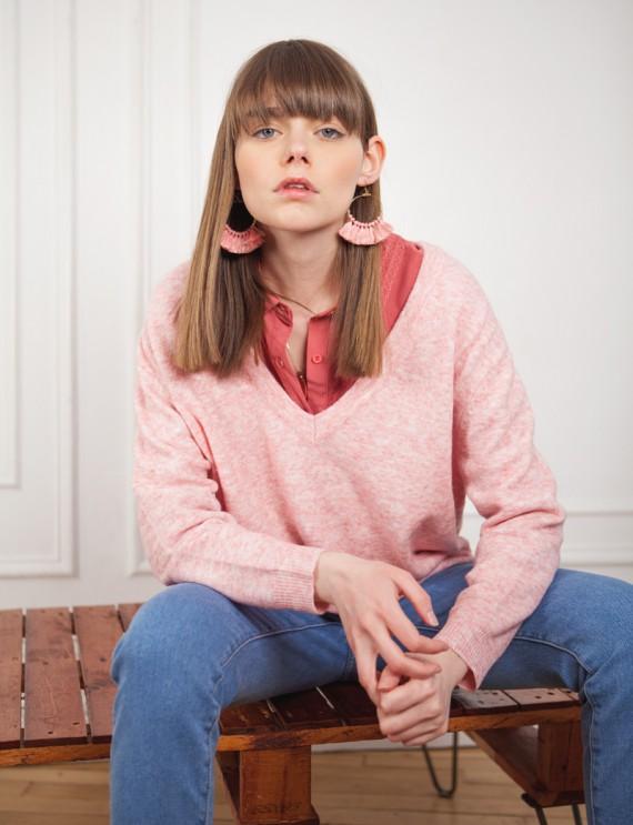Joseph Pink sweater