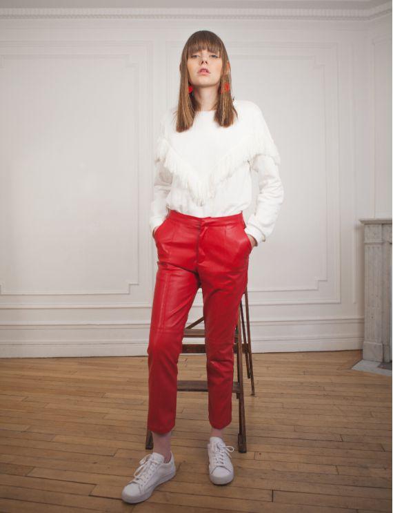 Pantalon Rouge Taylor
