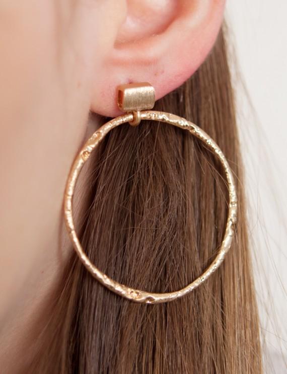 Boucles d'oreilles Dina