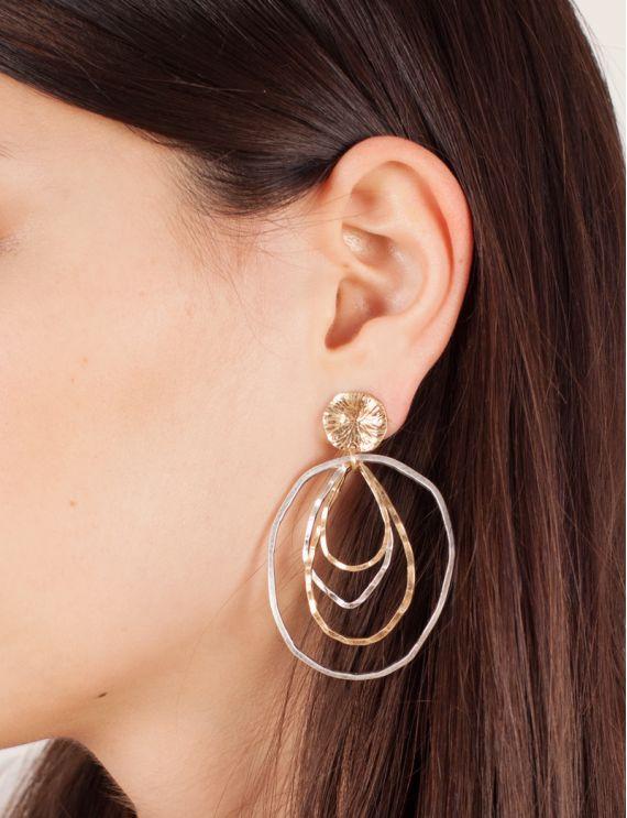 Boucles d'oreilles Abha