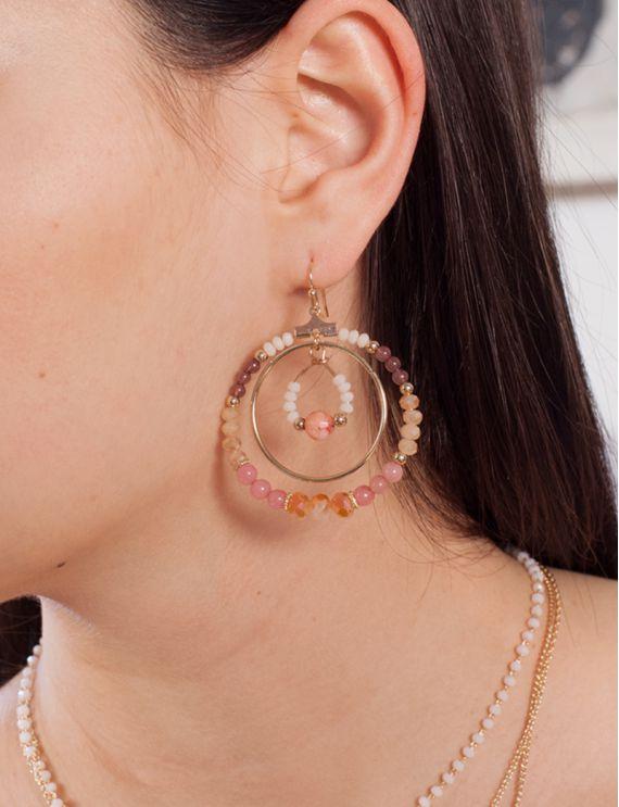 Boucles d'oreilles Amala