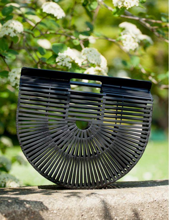 Kaliopé black basket