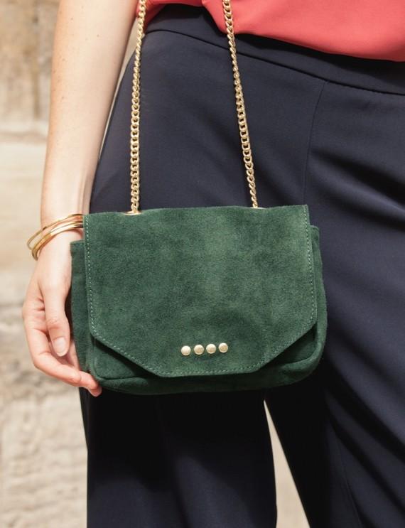 Adonis green bag