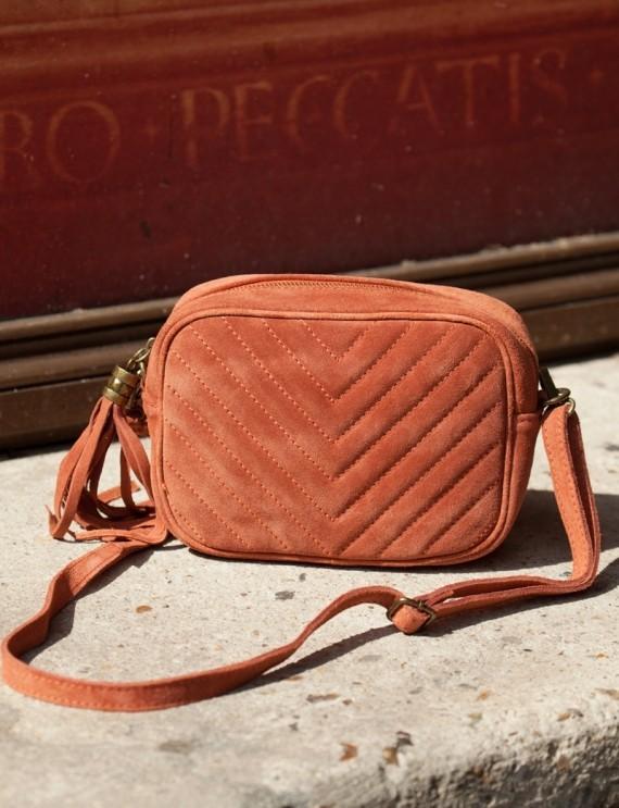 Gabin terracotta bag
