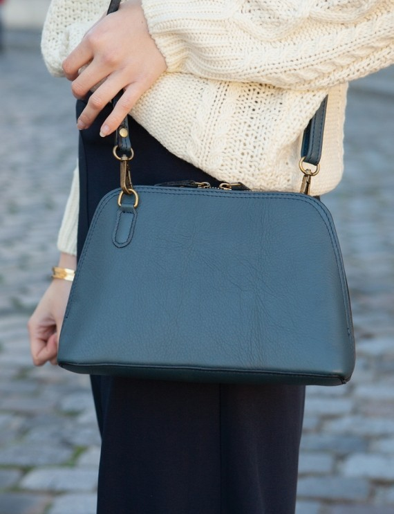 Matisse blue bag